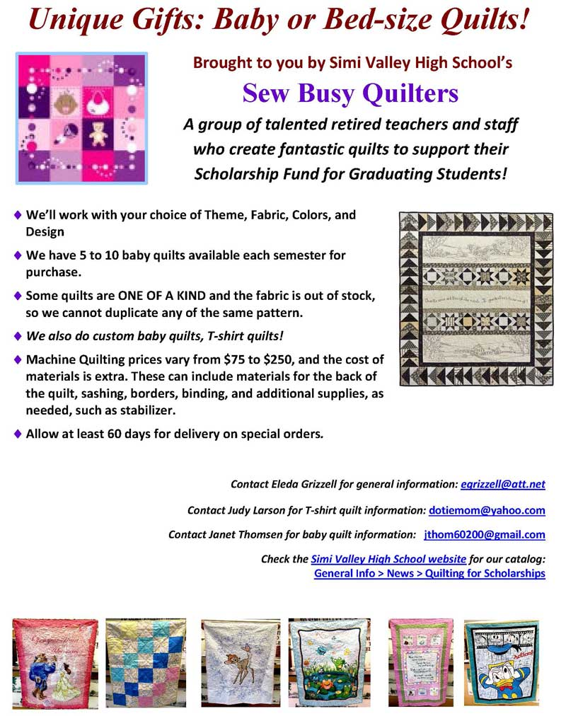 Sew Busy Quilters